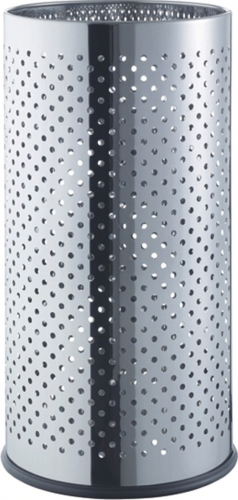 umbrella stand, decor, 22 l, stainless steel